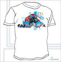 Airjunkie - Great Minds T-Shirt