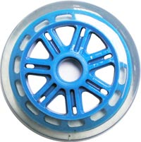 JD Bug Scooter 120mm / 88A Wheel - Blue
