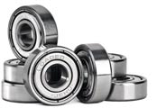 Loaded Jehu Bearings - set of 4