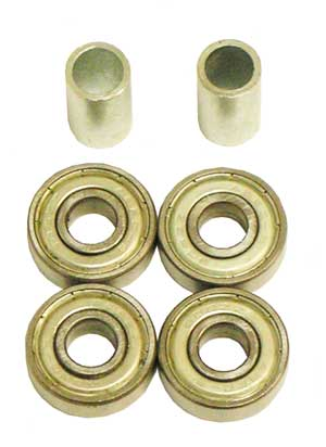 Micro Scooter Abec 5 bearings